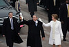 George W Bush Inauguration Parade Walk