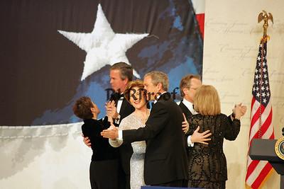 Texas - Wyoming Inauguration Ball Dance