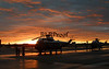 Marine 1 Sundown Texas