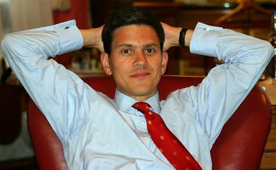 Political Portraits 2, David Miliband