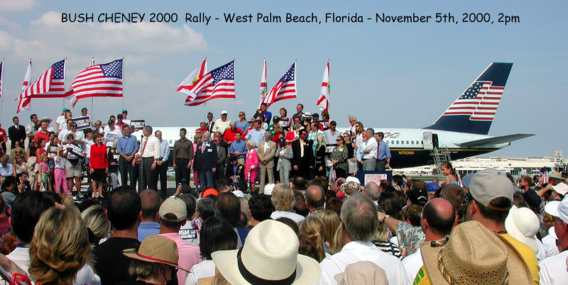 Bush Rally WPB 5nov00-G 12 inch wide 1024 pix wide DSCN1882