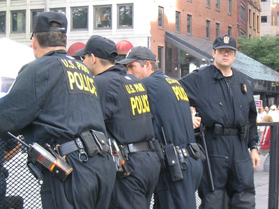 DNC Protest - Boston 2004