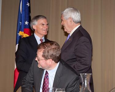 Congressman Bob Latta, Speaker Gingrich, Grover Norquist,