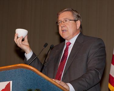 Supreme Court Justice Bob Cupp