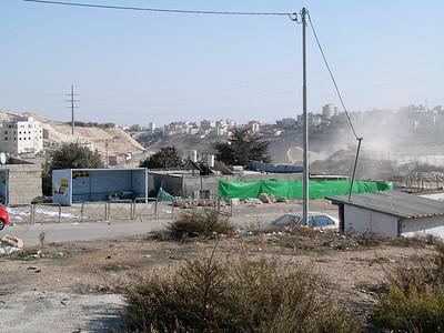 Shuafat Refugee Camp, Jerusalem