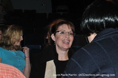 Sara Palin at VPA