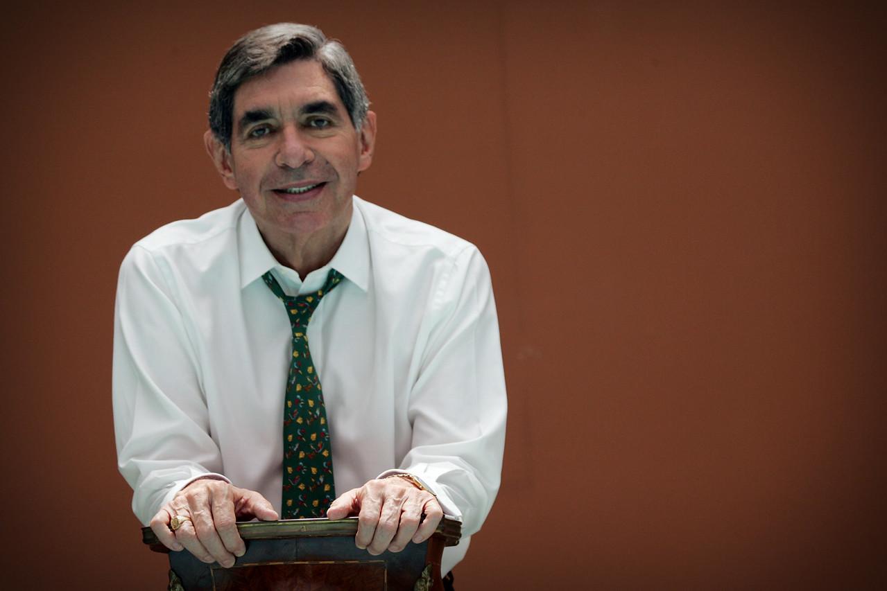 Nobel Peace Prize winner Pte. Don Oscar Arias