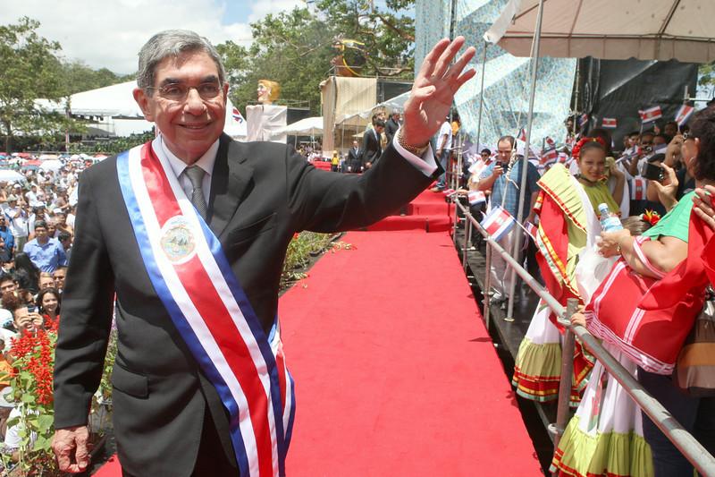 Pte Oscar Arias