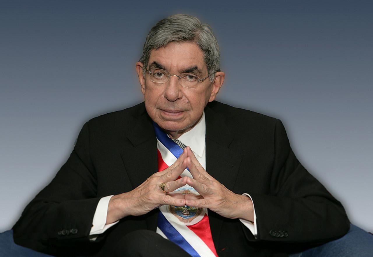 Pte. Oscar Arias