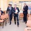 Primul Ministru al Guvernului Romaniei, Dacian Ciolos, impreuna cu viceprim-ministrul, ministrul Dezvoltarii Regionale si Administratiei Publice, Vasile Dincu, au efectuat o vizita de lucru in judetul Cluj