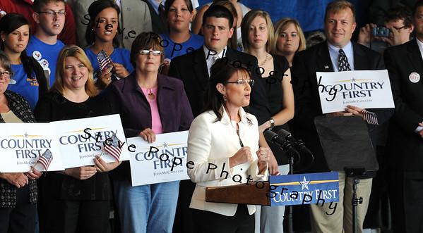 2008 Cedar Rapids Campaign