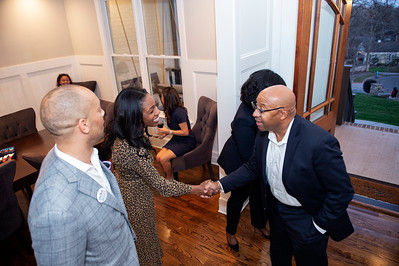 An Evening with Mike 2020 hosted by The Paynes 1-28-20 by Jon Strayhorn