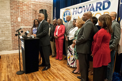 "David L Howard ""Howard For Mayor"" Campaign Announcement 6-4-15"