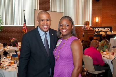 Women For Howard Luncheon with Keynote Speaker Mayor Ivy Taylor @ Byron's