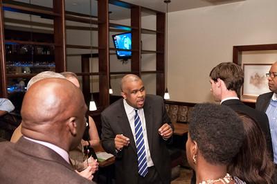 David Howard For Mayor Fundraiser @ Mimosa Grill 2-12-15