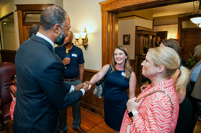 Donald Cureton For District Court Judge Fundraiser @ Arnold & Smith PLLC 6-26-18 by Jon Strayhorn