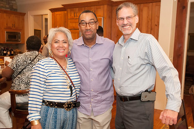 James Smuggie Mitchell Fundraiser @ Anthony Fox 8-29-15