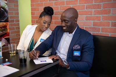 LaWana Mayfield For CLT City Council At-Large Kickoff Campaign @ My Camille's 4-3-19 by Jon Strayhorn