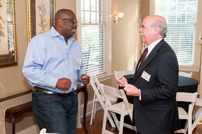 Mayor Dan Clodfelter Reception At The Historic Wadworth Estate 4-21-15