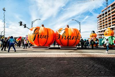 Charlotte's Mayor Elect Vi Lyles @ Novant Thanksgiving Day Parade 11-23-17 by Jon Strayhorn