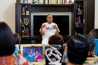 Women For Mitchell - A Casual Conversation With The Candidate 7-30-19 by Jon Strayhorn