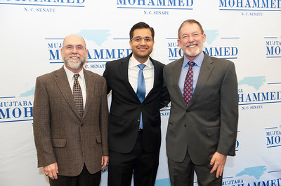 NC Sentor Mujtaba Mohammed SwearingIn Ceremony @ Friendship Baptist Church 1-5-19 by Jon Strayhorn