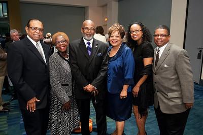 Sanford Hunt Frye Banquet @ Charlotte Convention Center 4-25-15
