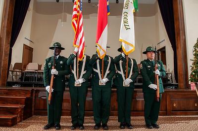 Sheriff Elect Gary McFadden Swearing In Ceremony @ 1st Presbyterian 12-4-18 by Jon Strayhorn