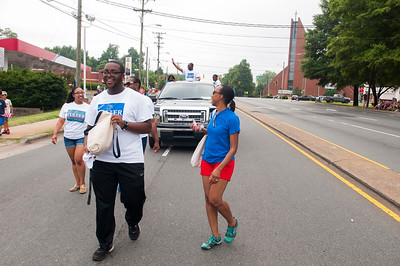 County Commissioner Trevor Fuller @ Hickory Grove 4th of July Parade 2016 by Jon Strayhorn