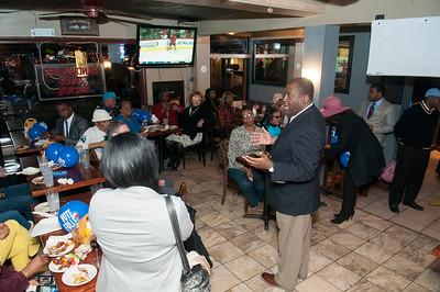 Trevor Fuller Campaign Kick-Off For County Commissioner At-Large @ Jackalope Jacks 1-25-16 by Jon Strayhorn