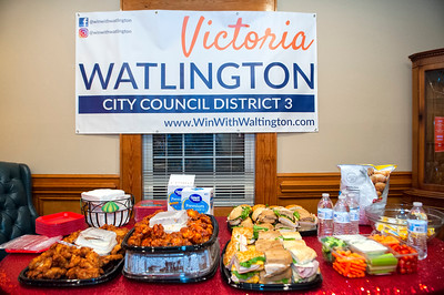 Victoria Watlington For City Council District 3 Campaign Kickoff @ The Office of Emma Allen 2-18-19 by Jon Strayhorn