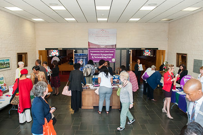 The 2nd Annual Women's Symposium and Networking Fair @ Little Rock AME Zion Church 3-31-17 by Jon Strayhorn
