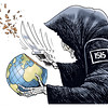 Cartoonist Gary Varvel: ISIS reshaping the world