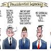 Cartoonist Gary Varvel: Obama and Presidential legacies