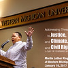 Martin Luther King Jr Day at WMU