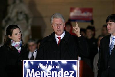 Democratic Party Rally, 11/5/06