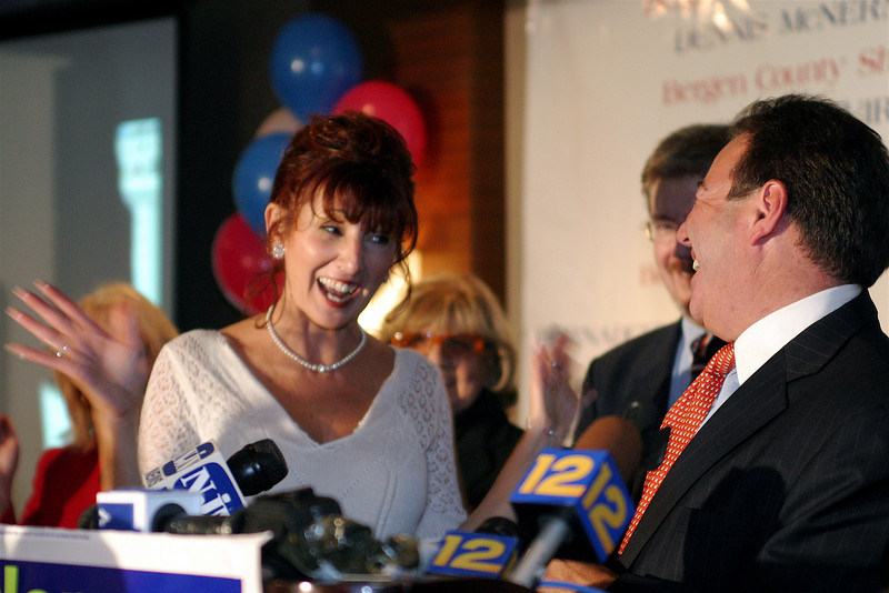 Post-election Democratic victory party