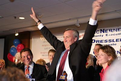 Democratic Victory Party, 11/6/06