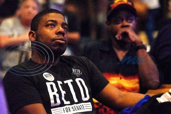 Texas Democratic Watch Party Beto O'Rourke vs. Ted Cruz
