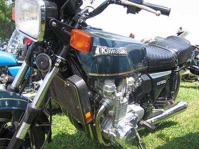 KZ1300 - six cylinders baby!