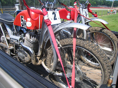 GREEVES 250 MX'ERS - VERY RARE...