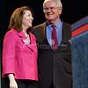 a(104) Tina Benkiser and Newt Gingrich