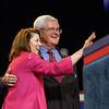 a(102) Tina Benkiser and Newt Gingrich