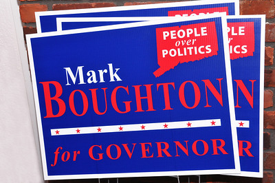 2010 MARK BOUGHTON ANNOUNCES FOR GOVERNOR, February 1, 2010