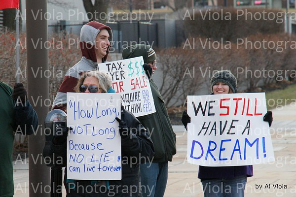 2012-01-16 Occupy the Dream