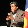 "County Commissioner candidate, Rich Lopez, addresses the assembly.<br /> Boulder County Democrats held their 2012 assembly at Skyline High School in Longmont on Saturday.<br /> For a video and more photos  of the assembly, go to  <a href=""http://www.dailycamera.com"">http://www.dailycamera.com</a>.<br /> Cliff Grassmick / March 24, 2012"