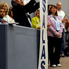 "Richard Garcia holds up a sign for candidate Pete Salas.<br /> Boulder County Democrats held their 2012 assembly at Skyline High School in Longmont on Saturday.<br /> For a video and more photos  of the assembly, go to  <a href=""http://www.dailycamera.com"">http://www.dailycamera.com</a>.<br /> Cliff Grassmick / March 24, 2012"