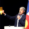 "Colorado US Senator, Mark Udall gets the assembly started on Saturday morning.<br /> Boulder County Democrats held their 2012 assembly at Skyline High School in Longmont on Saturday.<br /> For a video and more photos  of the assembly, go to  <a href=""http://www.dailycamera.com"">http://www.dailycamera.com</a>.<br /> Cliff Grassmick / March 24, 2012"