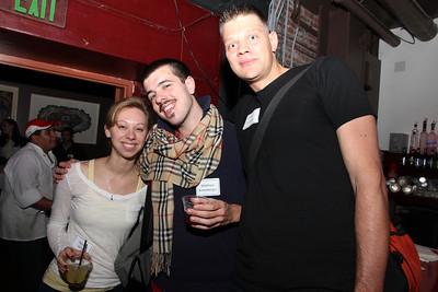 Alyssa Sittig, Matthew Kroneberger, Eden Sherry.