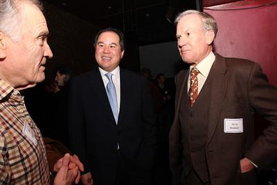 Ron Kaufman, Phil Ting, Jerry Dodson.